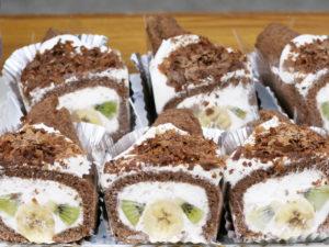 角屋菓子店バナナオムレット