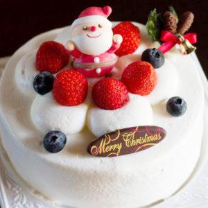 角屋菓子店デコレーションケーキ